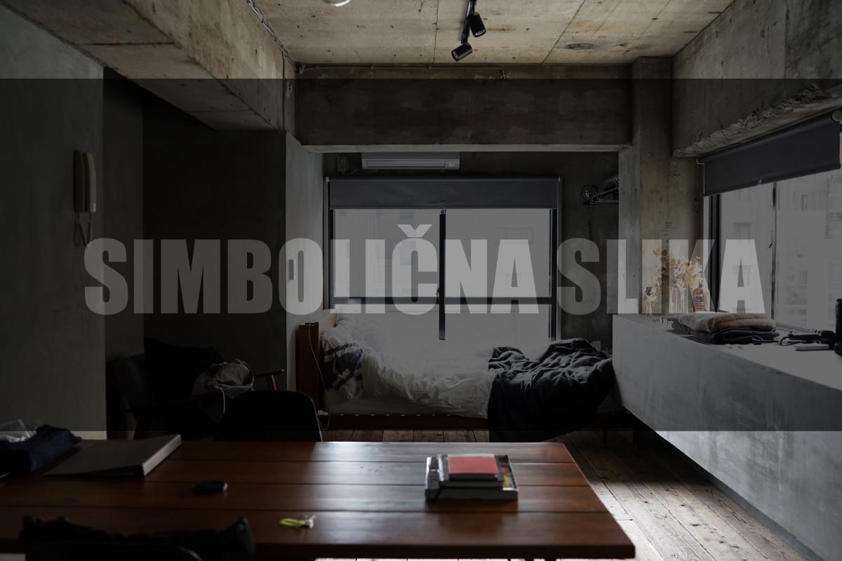 enoposteljna soba na Smetanovi ulici v Mariboru