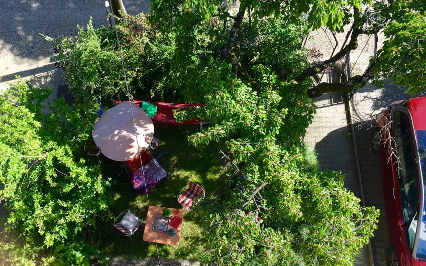 Garsonjera na elitni lokaciji v Tomšičevem drevoredu